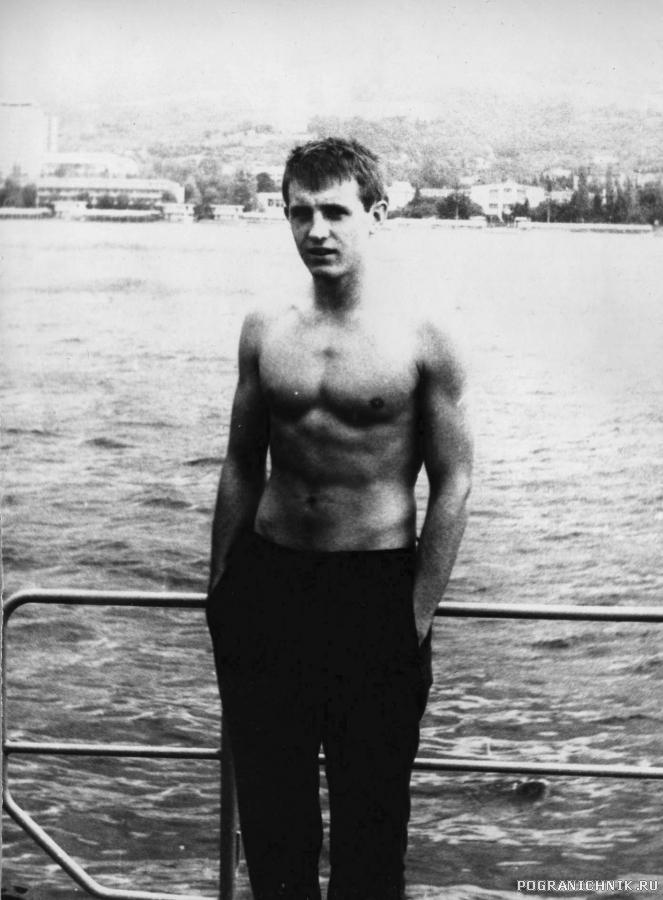 Владимир Попов, штык (ЗАС). 1984-1987 - весна