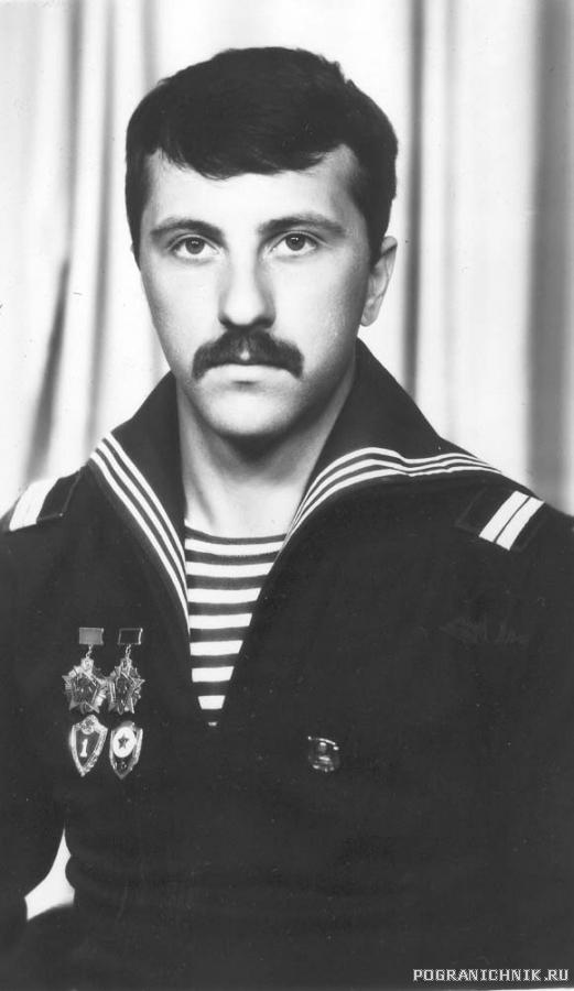 Андрей Гоголев. 1983-1986 гг. - осень