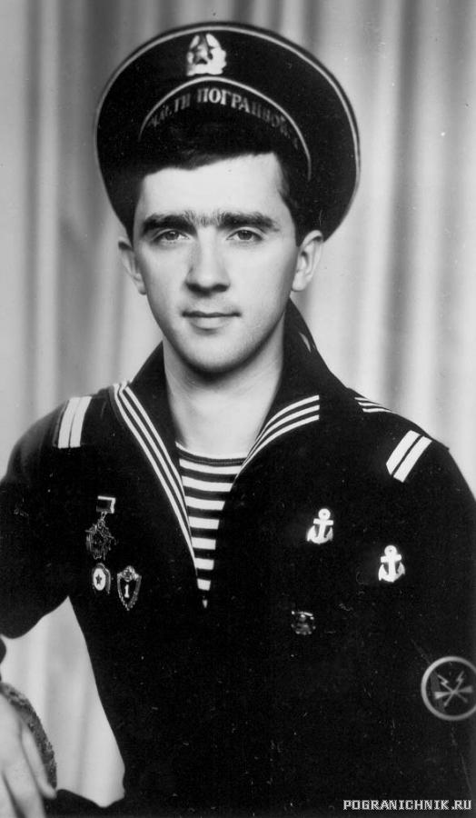 Геннадий Васильев. 1983 - 1986 гг. - осень