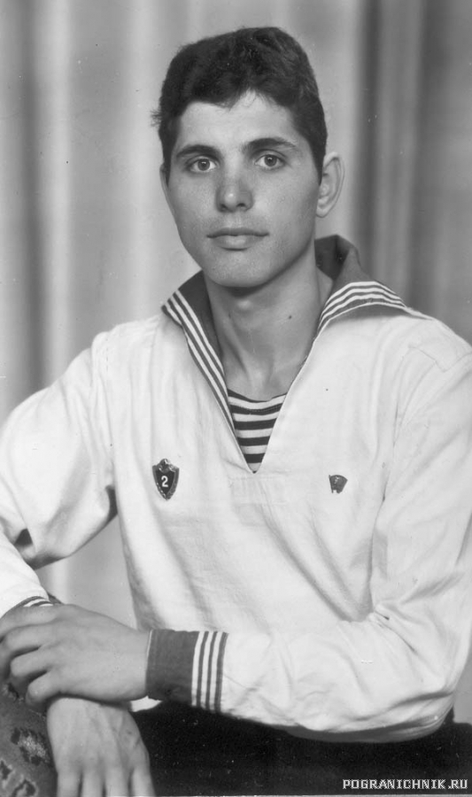 Петр Григорьев. 1983 - 1986 гг. - весна