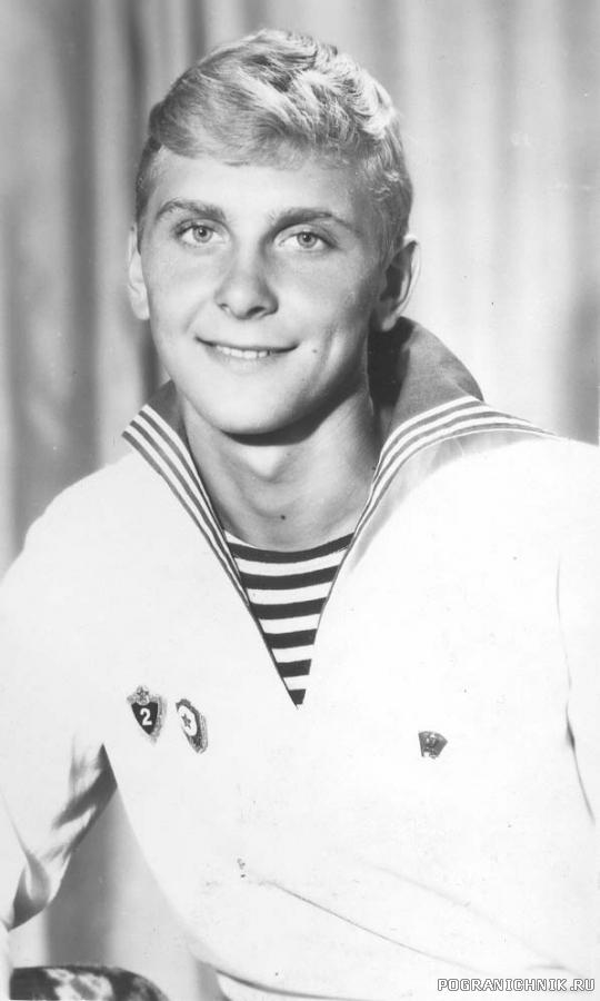 Алексей Чекушкин. 1984-1987 гг. - весна