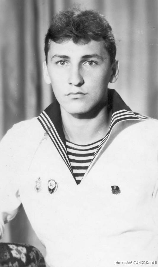 Евгений Чистюлин. 1983-1986 гг. - осень