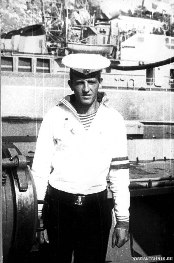 Владимир Попов. 1984-1987 гг.
