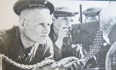 Моряки-пограничники в ВОВ