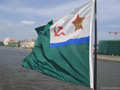 Наш флаг над Москвой-рекой