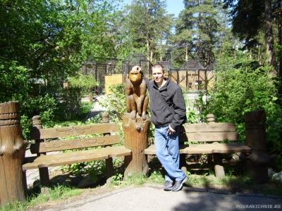 В Новоссибирском зоопарке