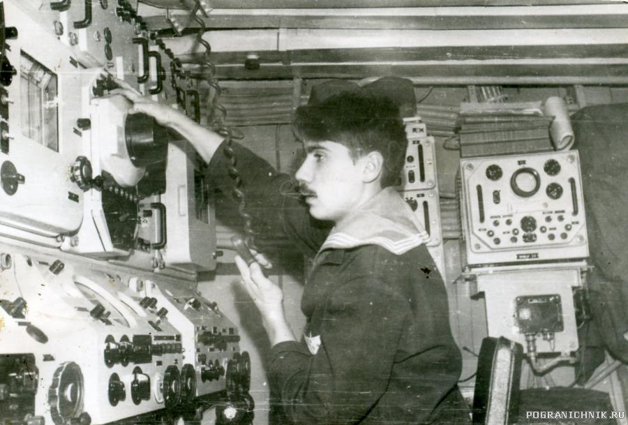 Владимир Зенкин. 1984-1987 гг. - осень