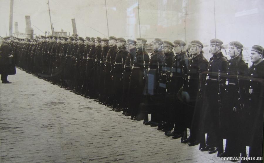 Одесская морская пограничная база