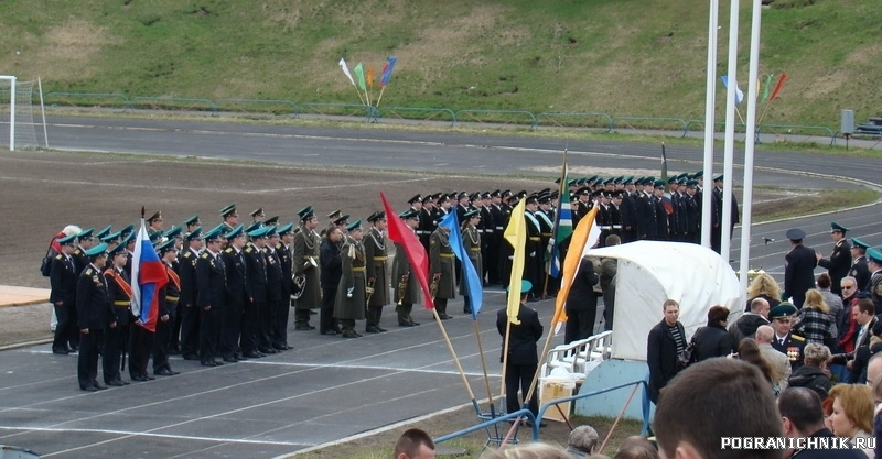 Мурманск. 30 мая 2009 года