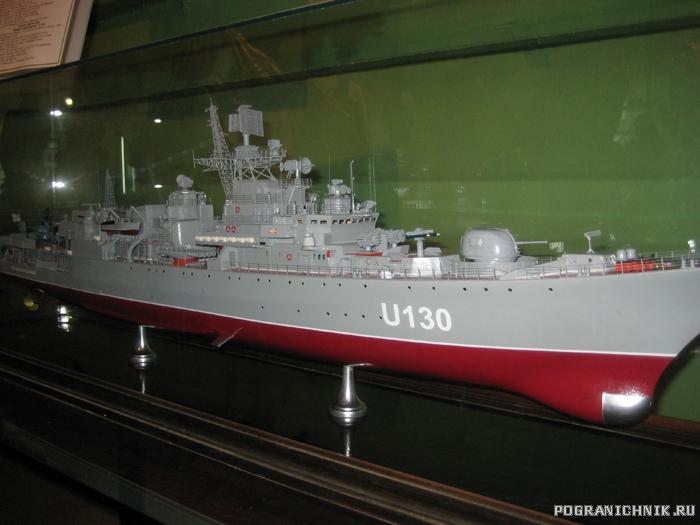 Из экспозиции музея Военно-морских сил Украины в Балаклаве