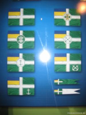 Из экспозици музея Военно-морских сил Украины в Балаклаве