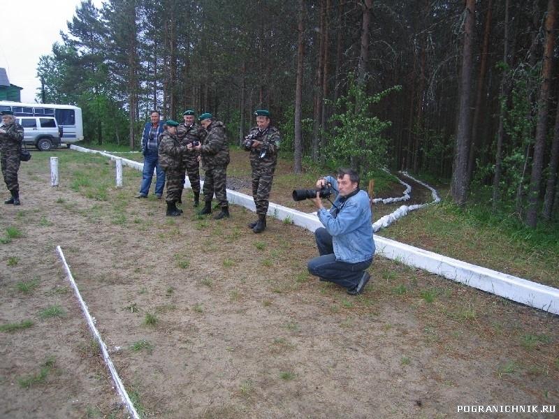 Работают корреспонденты