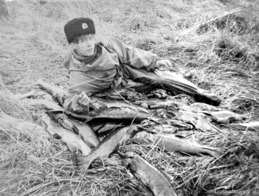 рыбалка на островах