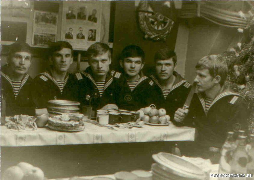 """КПСКР""""КИРОВ"""". Новый 1977 год."""