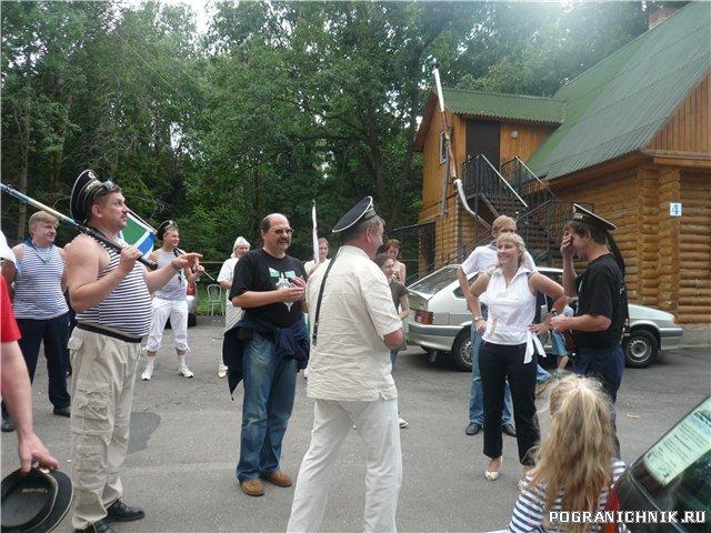 День ВМФ 2009 в Переславль-Залесском