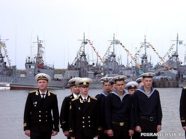 стоянка кораблей в/ч 2492