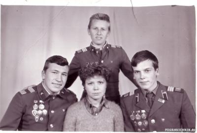 Стас, Данилов Николай, Селетков Юрий.