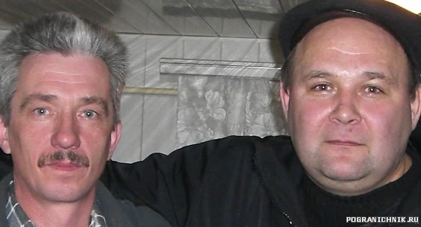 Мозговой  и Лосев 2008 год, рота связи,дмб 86 осень