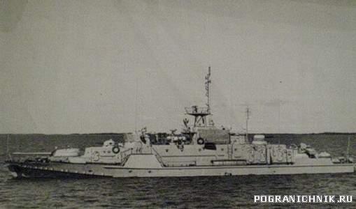 ПСКР пр 1248 Москит