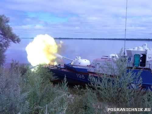 Проект 1248 Москит (стрельбы)