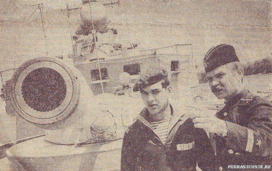 ПСКР имени 60-летия Октября (фото в газете 1985 г).