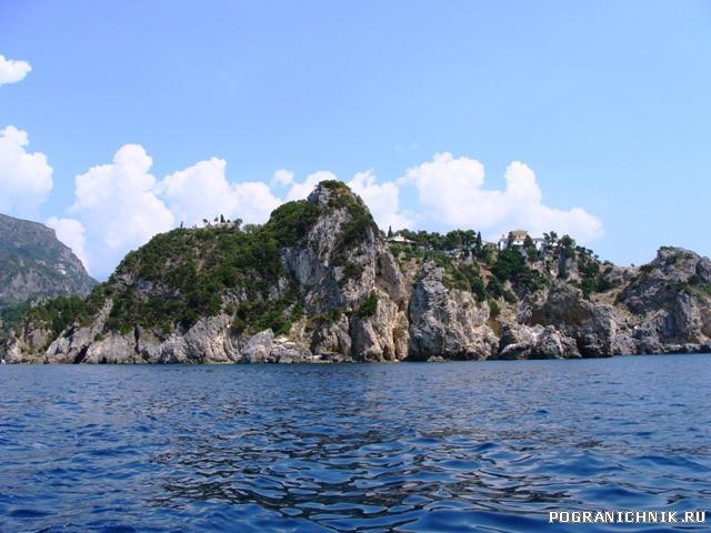 остров Корфу.август 2009.