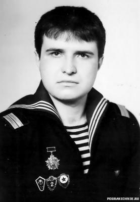 Юра Мироняк, ДМБ осень 1986 г.