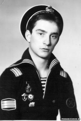 Сабирьянов Ильдар, ДМБ осень 1985 г.