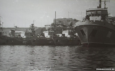 Шикотан 1984