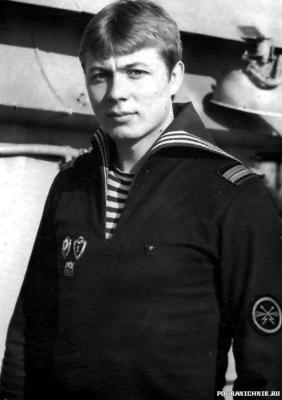 Серёга Чельдинов, ДМБ осень 1985 г.