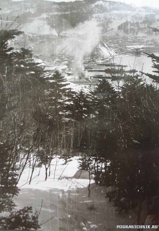 Шикотан 1982