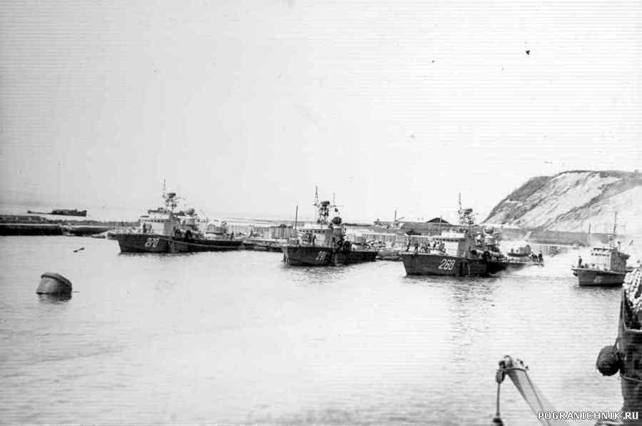 Северный ковш- флотские