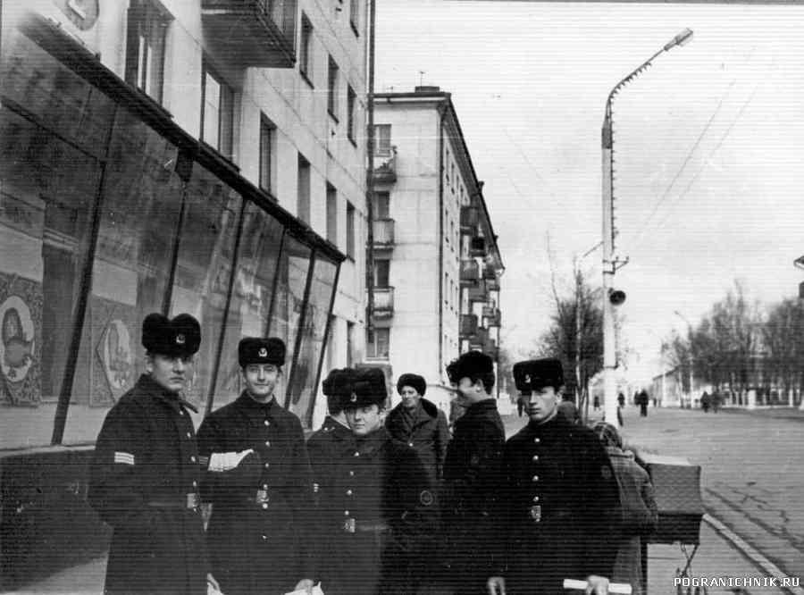 В культпоходе Корсаков