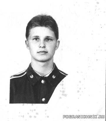 Дмитрий Янситов. 1 -й курс. Фото с военного билета