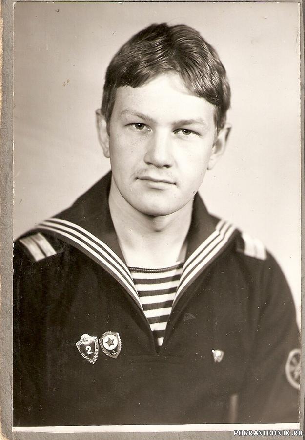 Саша Храпугин, БРС. 1979 г