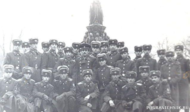 42 группа. Первый курс, Ленинград.