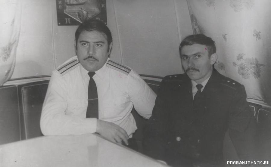 Кап 3 ранга Асатрян м-н Ребий