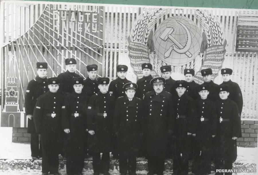 Экипаж ПСКР-621