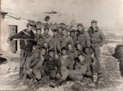 РММГ Кайсар взвод ВБО декабрь 86