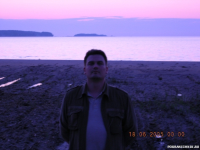 6по залив в Высу 2005г полночь