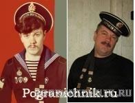 матрос Матросов через 17 лет