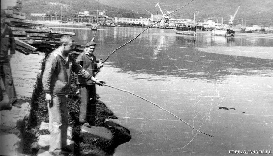 Рыбалка в б.Сельдевой