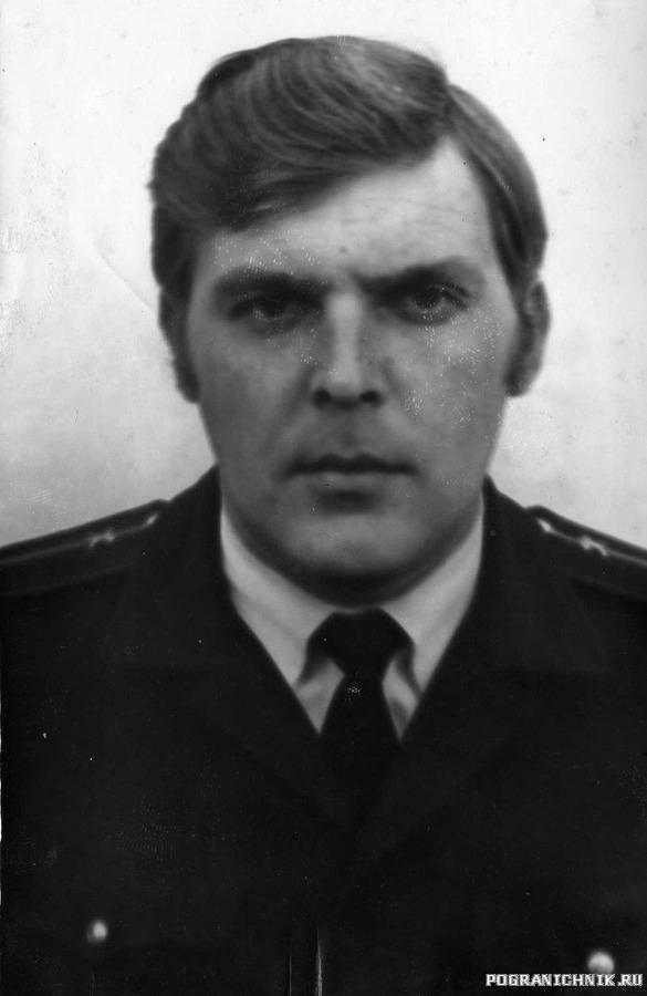 Командир БЧ5 ПСКР Опал
