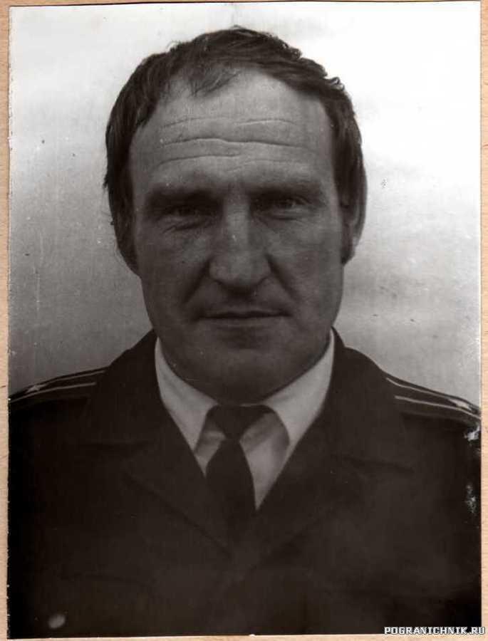 командир пскр опал Колесник В.В