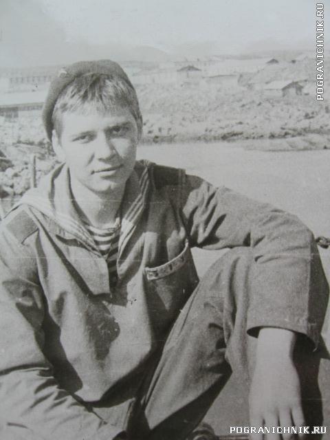минёр Сава из Мелитополя 1984г.
