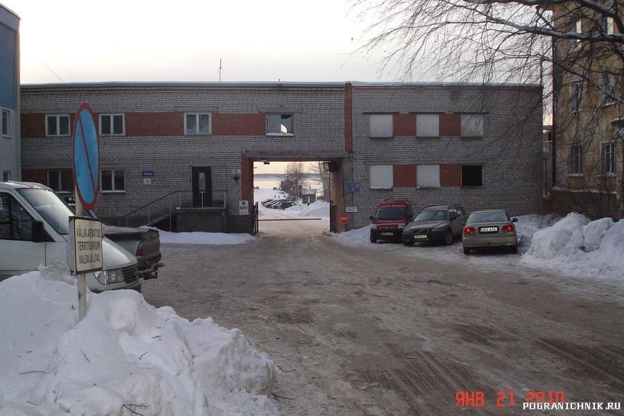 КПП. Январь 2010г.