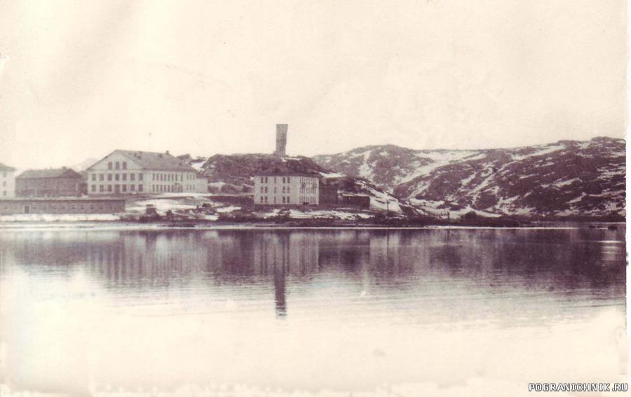 Кувшинка - база 1970 г.