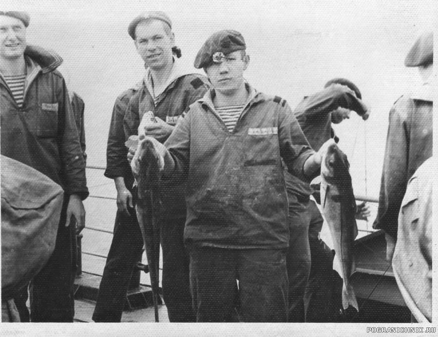 Львов Валерий-старший рыболов