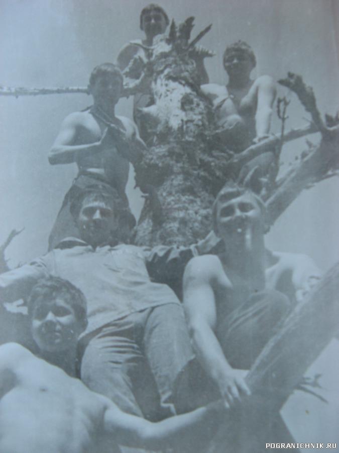 Лето-1983 год.