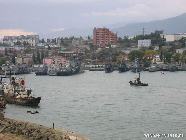Порт .Махачкала